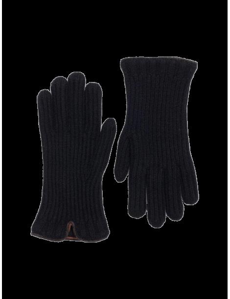 English knit gloves