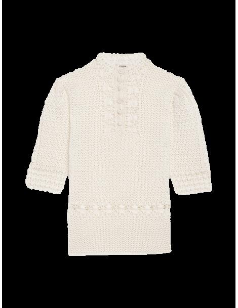 Top Crochete