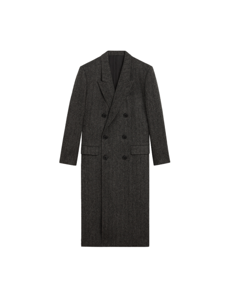 Overcoat 6b Col Crante Tweed