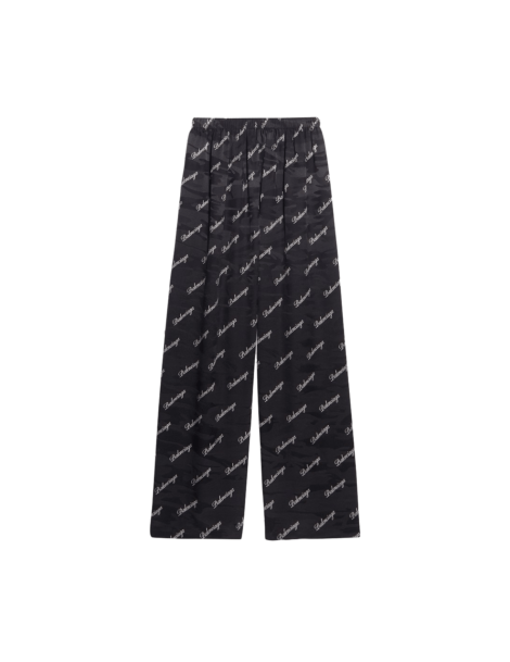 Pantalon Jacquard de Soie