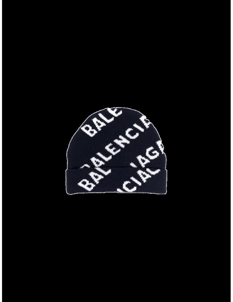 Bonnet Allover Logo