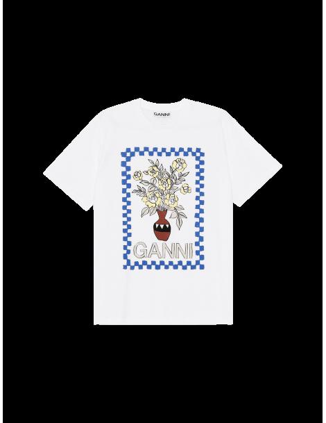 T-Shirt Basic Ganni