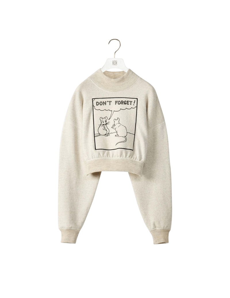 Sweatshirt Patch