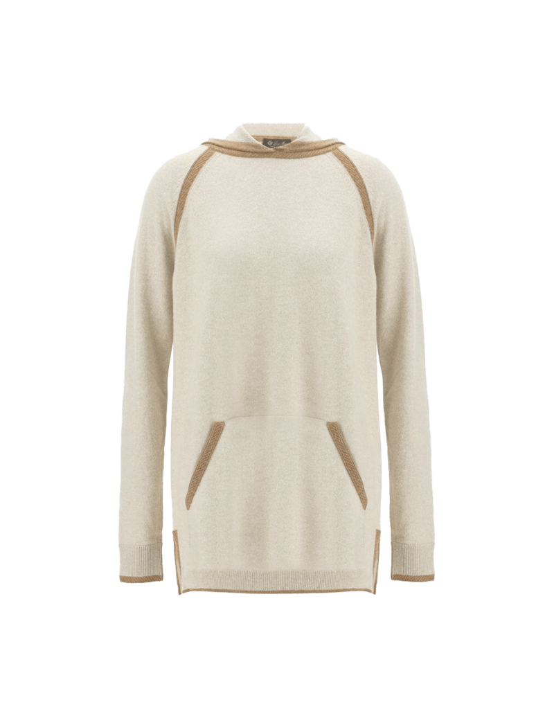 Sweatshirt Merano Contrasté
