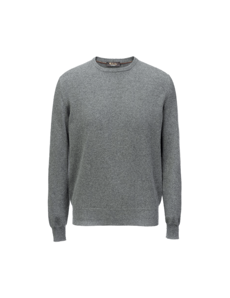 Pull col rond Classic