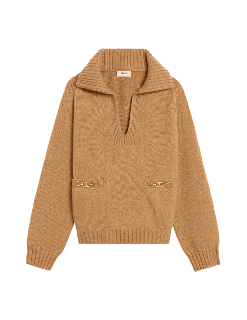 Vareuse sweater